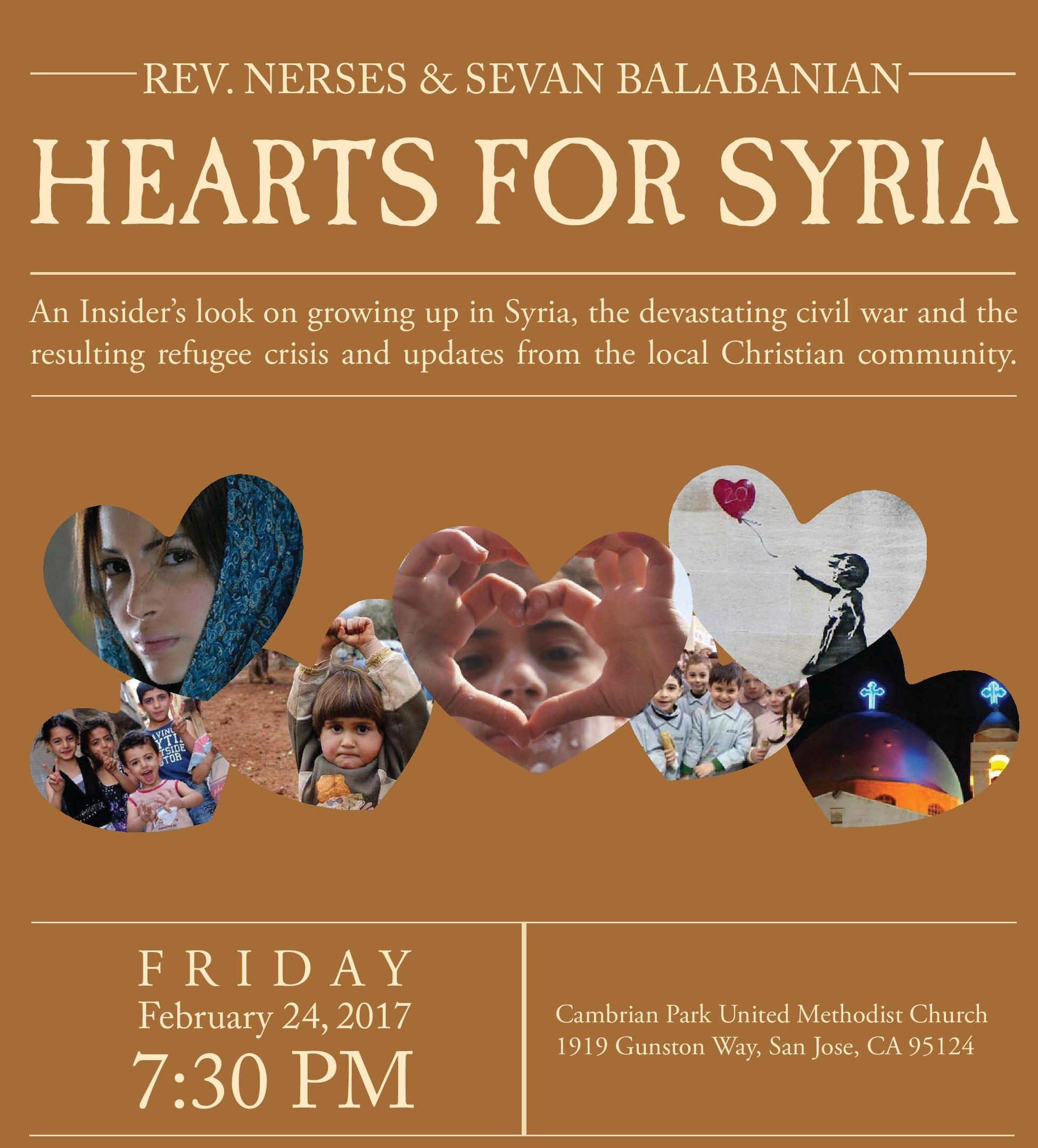 Hearts for Syria