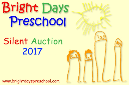 Bright Days Silent Auction Begins April 23