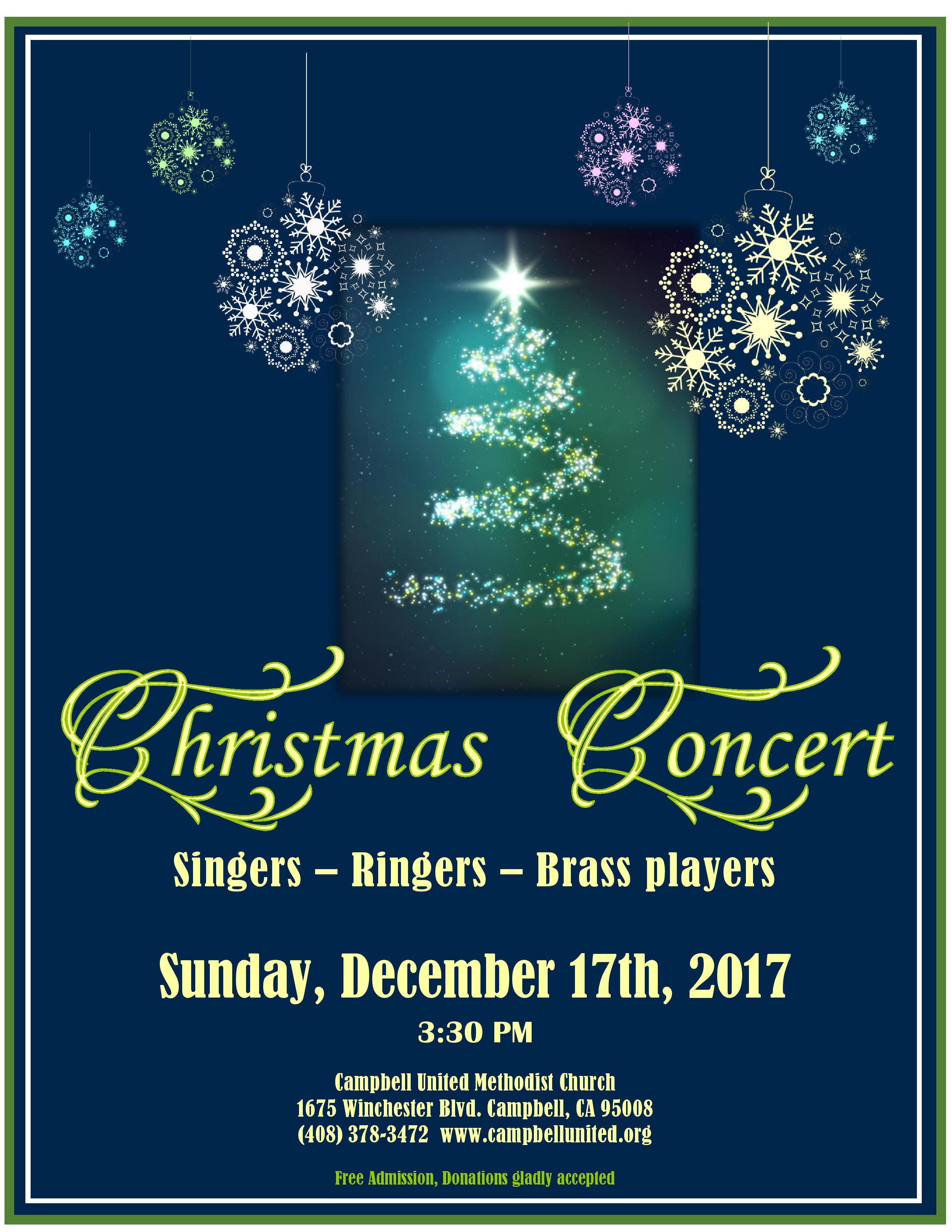 Annual Christmas Concert